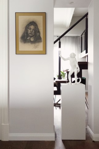Stilingas buto interjeras